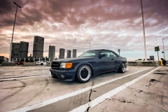 w126 560SEC AMG DOHC6.0 WIDEBODY