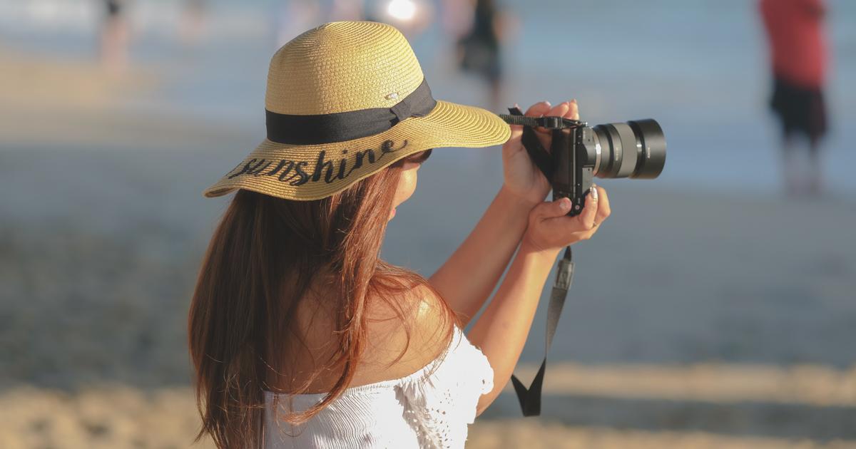 Canon 1DX Mark2で行くポートレート - ロサンゼルス-マンハッタンビーチ