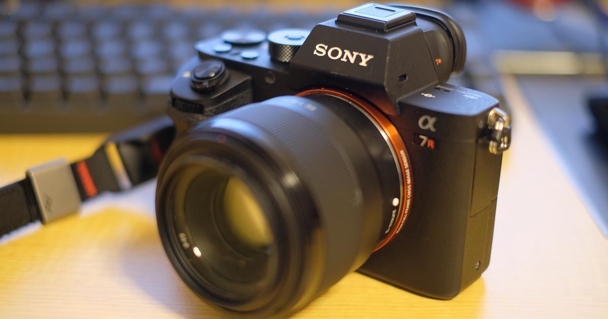 フルサイズミラーレス「Sony 7R2」でぼったくられる