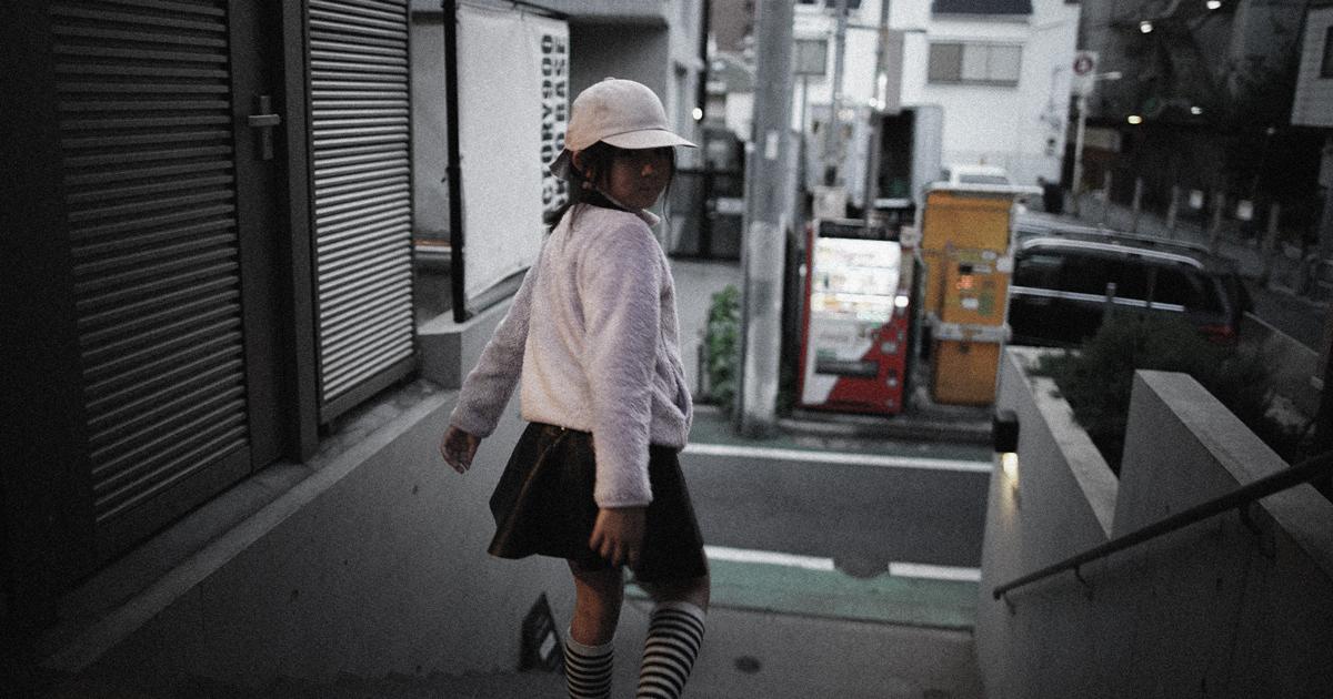 ぜんせーの東京散歩。表参道→歌舞伎町