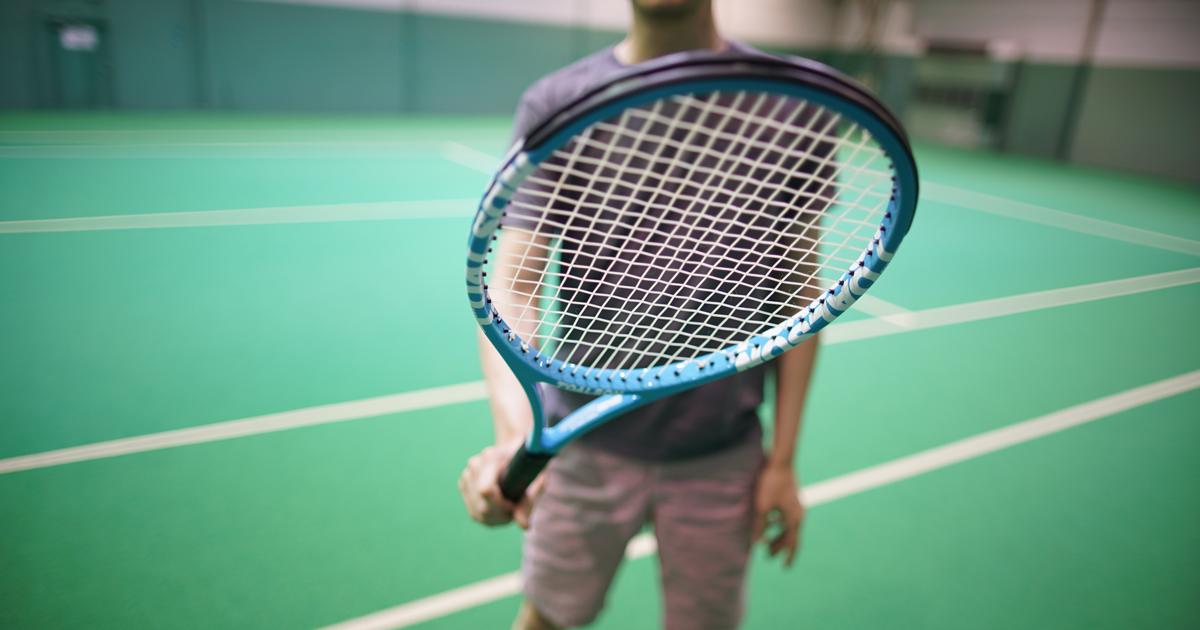 スパカ仲間二人とまたテニスした
