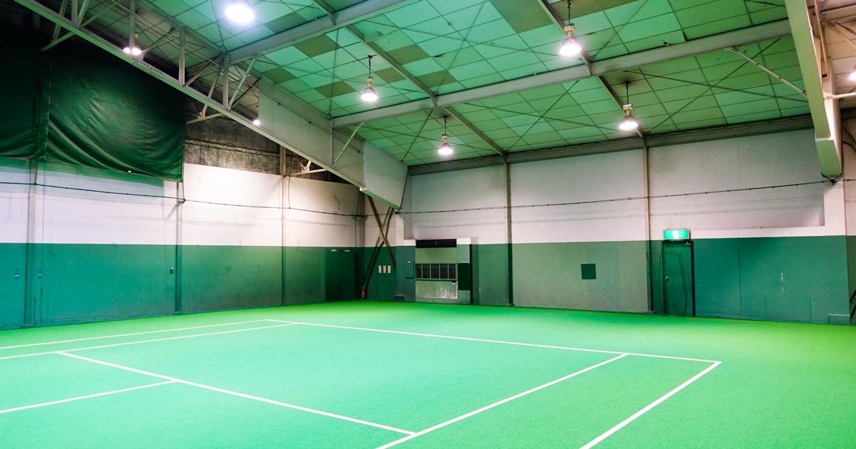 木曜テニス