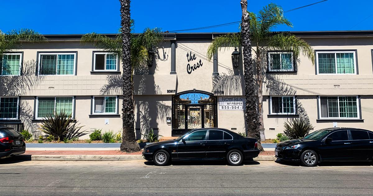 ロサンゼルスで三度目の部屋探し
