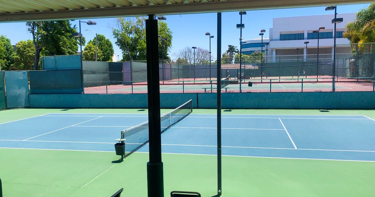 ロサンゼルスのテニスクラブ