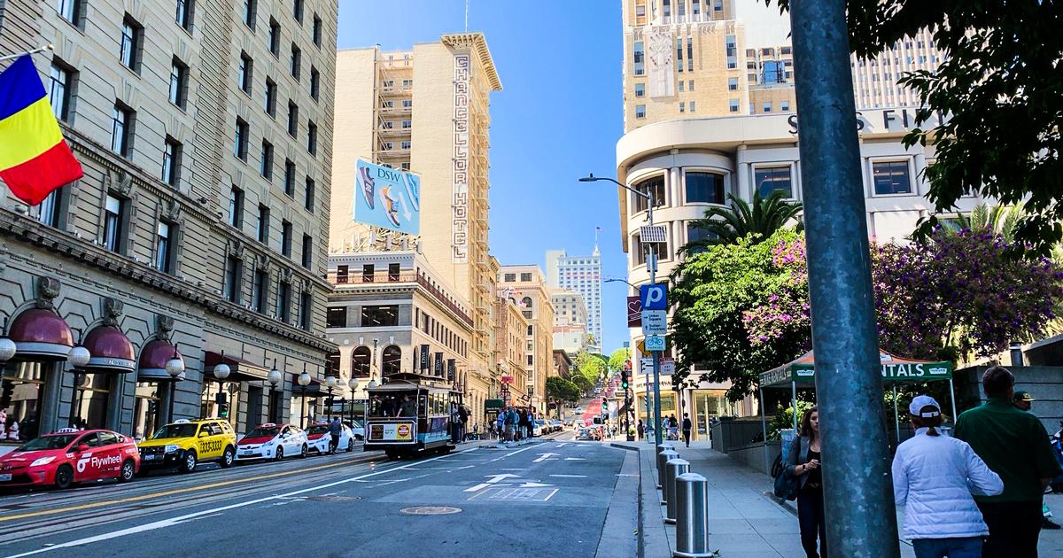 ミート君とゆくサンフランシスコの旅:人生を変える決断を
