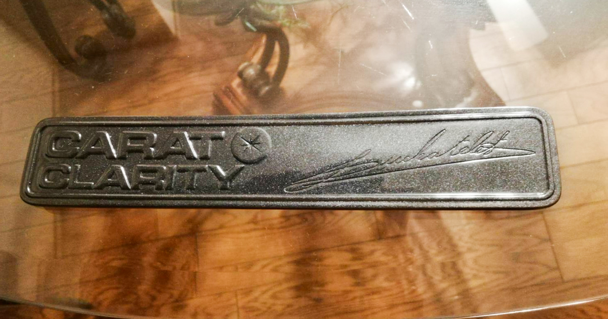 w126 キャラットエンブレム デリバリー