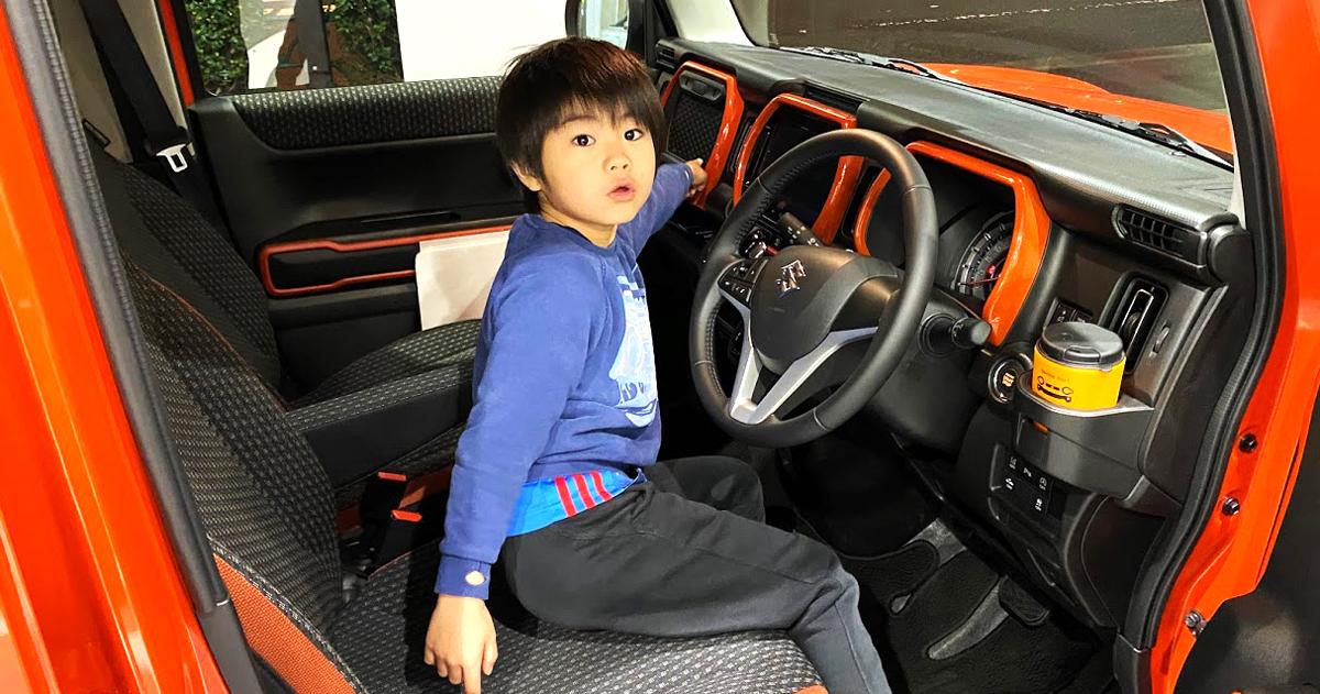 軽自動車がおもしろい - スズキ新型ハスラー
