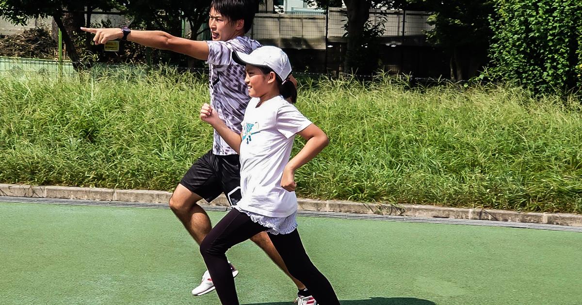 子供達の夏休み - 食事制限を導入