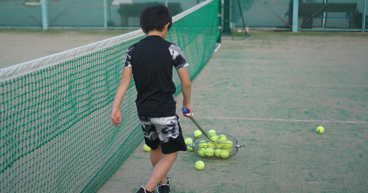 テニス復活